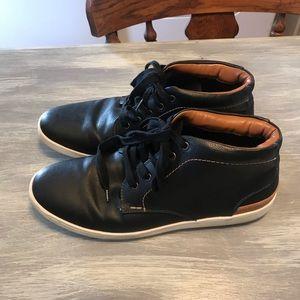 Steve Madden Hi Top Sneakers Size 9 M